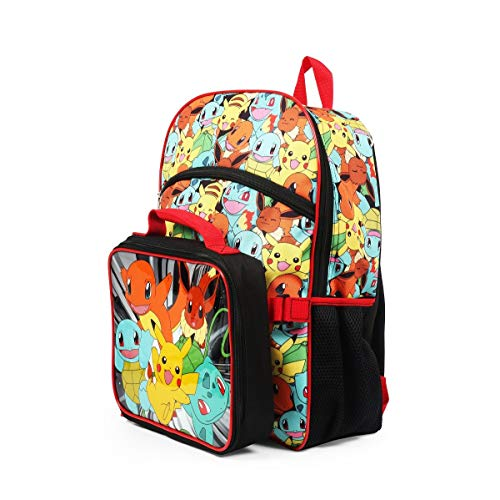 Pokémon 5 PC Backpack Set -