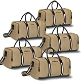 Heritage Supply Duffel Bag - Khaki - Set of 5