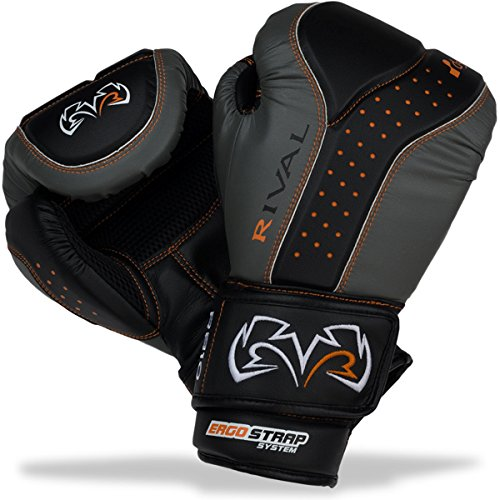 Rival d30 Intelli-Shock Bag Gloves - Black/Gray - - Gloves Shock Bag