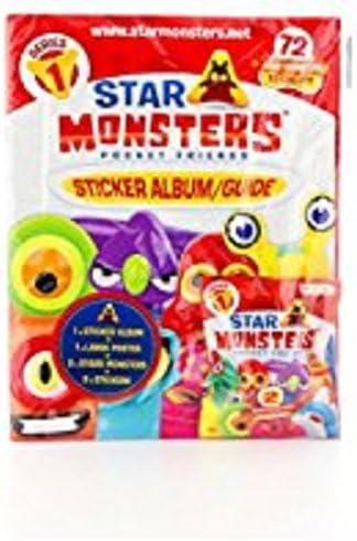 Magic Box Star Monsters Starter Pack (Multi Colour)