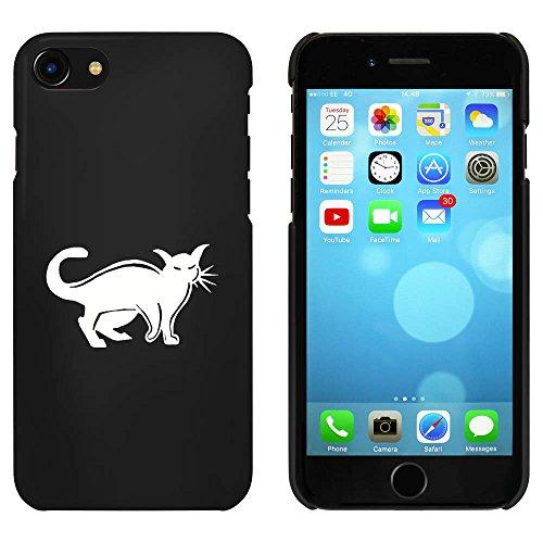 Noir 'Chat Noir' étui / housse pour iPhone 7 (MC00064043)