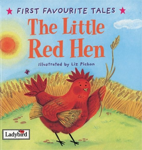 B.O.O.K First Favourite Tales Little Red Hen D.O.C