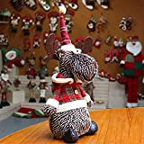 Christmas Santa Claus Plush Toy Doll
