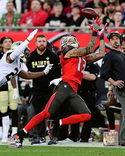 (Mike Evans Tampa Bay Buccaneers Photo (Size: 8