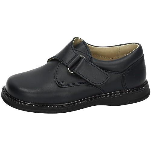 Petit SER 1010 Zapatos Colegiales NIÑO Zapato COLEGIAL Marino 32: Amazon.es: Zapatos y complementos