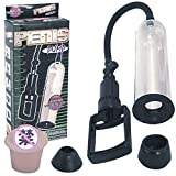 YiFeng Male Penis Vacuum Pump Enlarger Enlargement 4 Sleeves