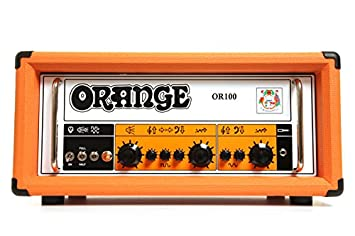 Orange OR OR100H UK Amplificador Guitarra 100 W, Clase A/B