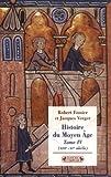 Image de Histoire du Moyen Age : Tome 4,