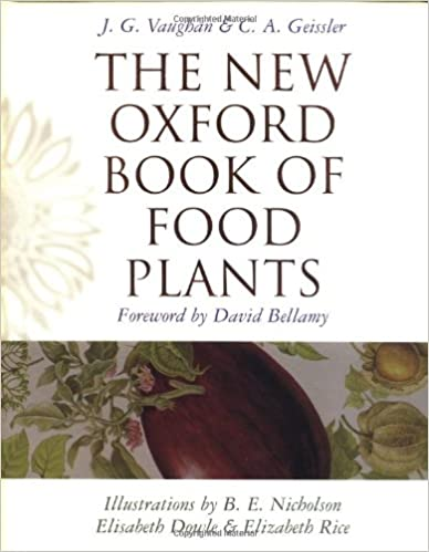 Book The New Oxford Book of Food Plants