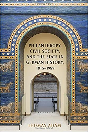 Philanthropy, Civil Society, and the State in German