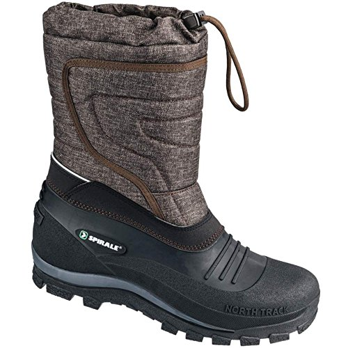 47 Doublé Calgary Spirale 800 584020 D'hiver Bottes 47 Gris AxqO1aBw