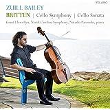 Britten: Cello Symphony / Sonata For Cello And Piano