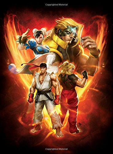 Street Fighter V Collector's Edition Guide (Electronic File Cabinet)