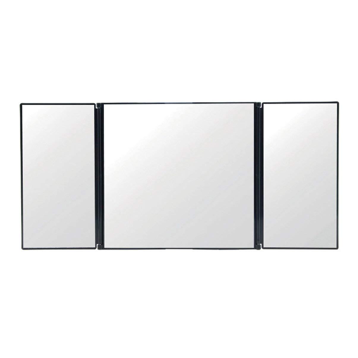 Specchietto cosmetico pieghevole per auto Specchio pieghevole per auto 3 Specchietto per il trucco auto regolabile JullyeleITgant