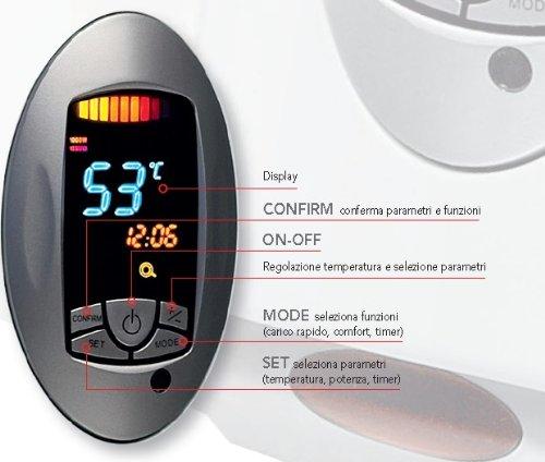 Scaldabagno elettrico programmabile termosifoni in ghisa - Scaldabagno elettrico istantaneo opinioni ...