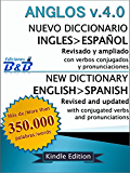 Nuevo Diccionario Inglés-Español ANGLOS v.4.0 (Versión 2015)