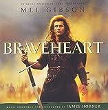 Braveheart, limited-edition two-CD set-Original Soundtrack Recording