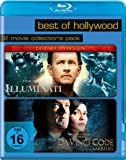 Illuminati/The Da Vinci Code - Sakrileg - Best of Hollywood/2 Movie Collector's Pack