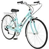700c Schwinn Admiral Women's Hybrid Bike, Powder Blue