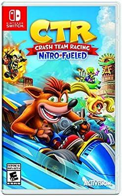 Nintendo Crash Team Racing Nitro-Fueled vídeo - Juego (Nintendo ...