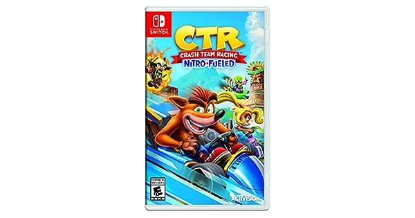 Nintendo Crash Team Racing Nitro-Fueled vídeo - Juego (Nintendo Switch, Racing, Modo multijugador, E10 + (Everyone 10 +)): Amazon.es: Videojuegos