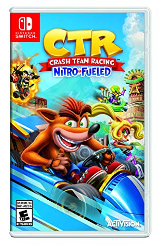 Crash Team Racing - Nitro Fueled Nx French English