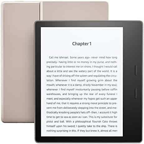 Certified Refurbished Kindle Oasis E-reader - 7