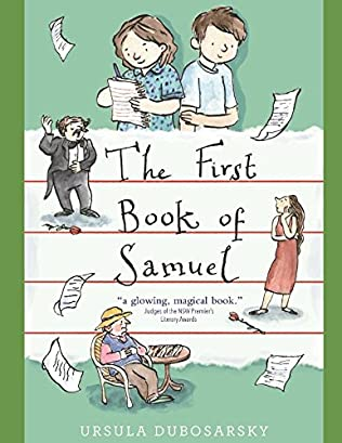 book cover of The First Book of Samuel