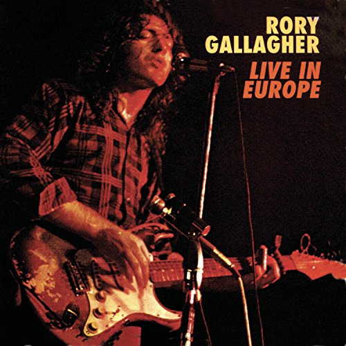Image result for live in europe-rory gallagher