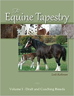 The equine tapestry volume i draft and coaching breeds volume 1 the equine tapestry volume i draft and coaching breeds volume 1 lesli kathman 9780615511498 amazon books fandeluxe Gallery