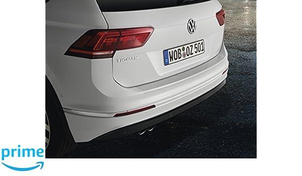 Volkswagen Original ladekant enschutz Pantalla Transparente F㠌 r Tiguan MQB AB BJ. 2016: Amazon.es: Coche y moto