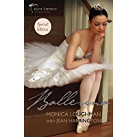 Ballerina book cover