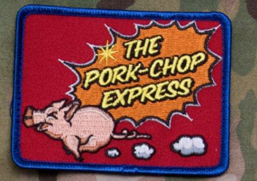 Pork Chop Express Morale Patch (Full Color)