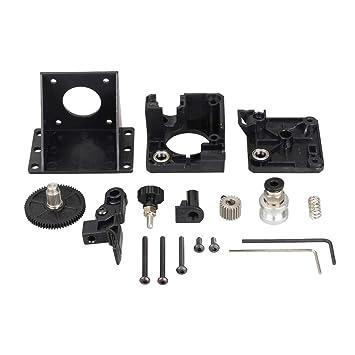 Homyl Kits De Extrusor De Pieza De Impresora 3D para Filamento De Soporte De Montaje De Cabeza V6 1.75 Mm