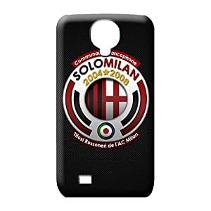 samsung galaxy s4 phone back shells Retail Packaging case Cases Covers Protector For phone ac milan 2