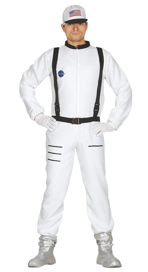 FIESTAS GUIRCA Traje de Astronauta de la NASA: Amazon.es: Juguetes ...