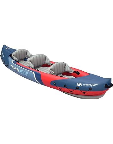 ddfee27e1e80bd Sevylor Tahiti Plus Kayak, Multicolore, 361x90 cm