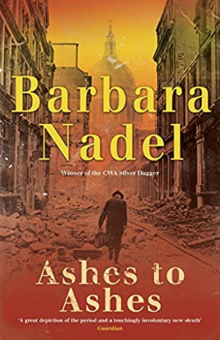 Ashes to Ashes (Francis Hancock, book 3) by Barbara Nadel