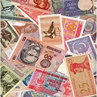 Pmw 10 Different World Currency Notes