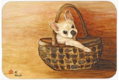 Caroline's Treasures MH1063JCMT French Bulldog Take Me Too Kitchen or Bath Mat, 24 by 36', Multicolor [並行輸入品]   B01BWXEYIW
