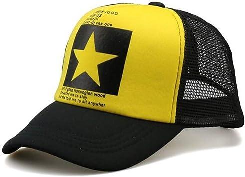 ZHENGBINGF 2019 Nueva Gorra Super Big Stars Gorras de béisbol ...