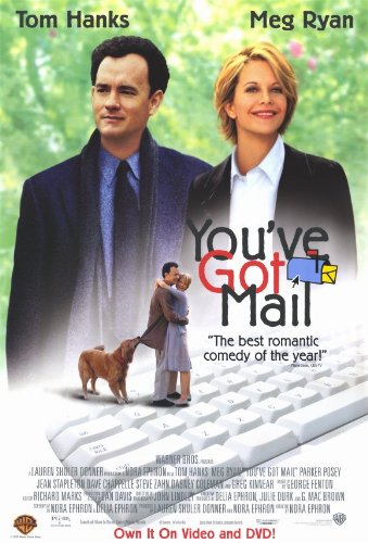 You've Got Mail 11 x 17 Movie Poster - Style B