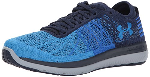Uomo UA Armour Running Fortis Threadborne Scarpe Blu Under F8YqOwxO