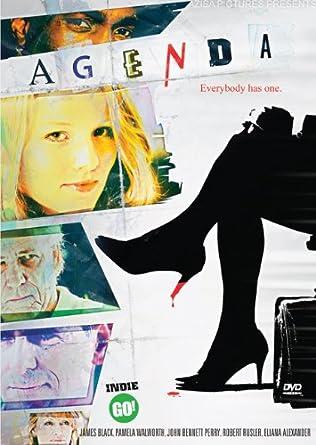 Agenda [Reino Unido] [DVD]: Amazon.es: Cine y Series TV