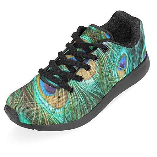 Rentprint Dames Loafers Classic Casual Canvas Overslaan Schoenen Sneakers Mary Jane Flat Multi 20