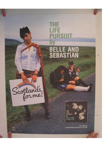 Belle and & Sebastian Poster the Life