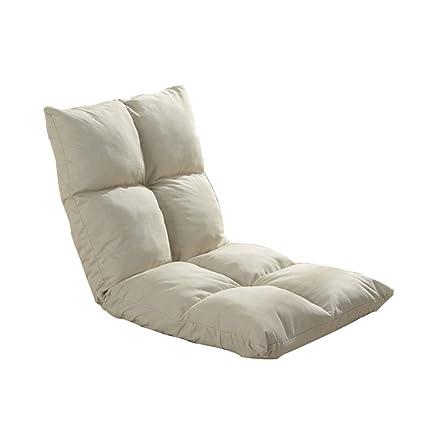 WKHQQ-sofá Sofá Perezoso, sofá Plegable pequeño y pequeño ...