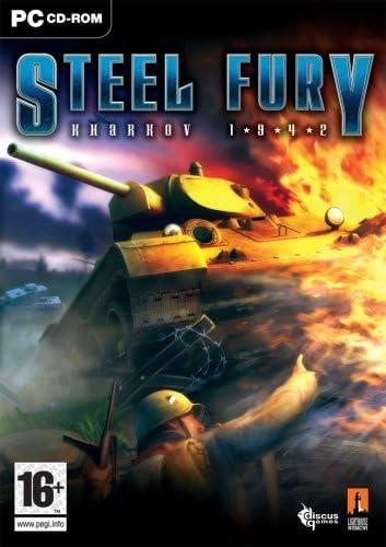 Steel Fury: Kharkov 1942 PC (輸入版)