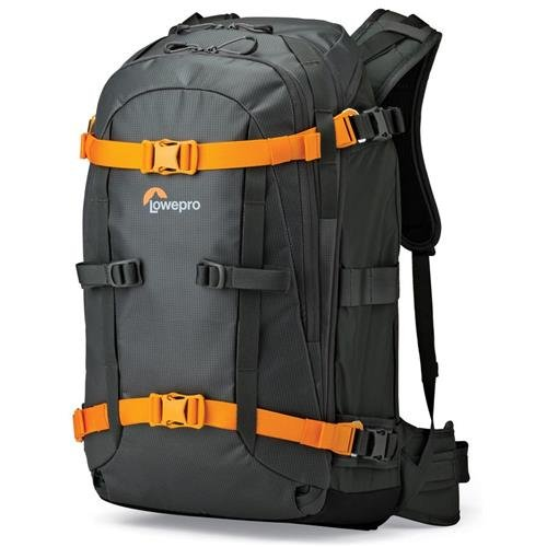 Lowepro Whistler BP 350 AW (Grey) . Professional Grade Outdoor Adventure Camera Backpack by Lowepro