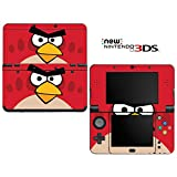 Angry Birds Decorative Video Game Decal Cover Skin Protector for New Nintendo 3DS (2015 Edition)